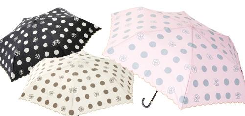 折りたたみ傘新色