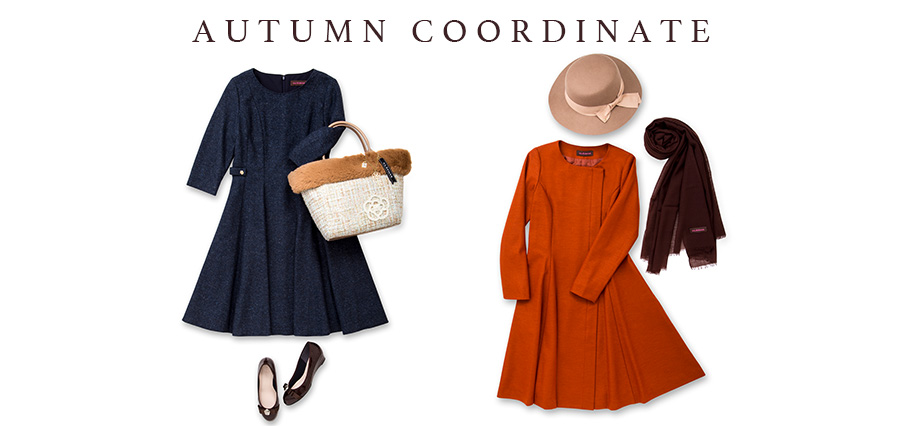 Autumn Coordinate
