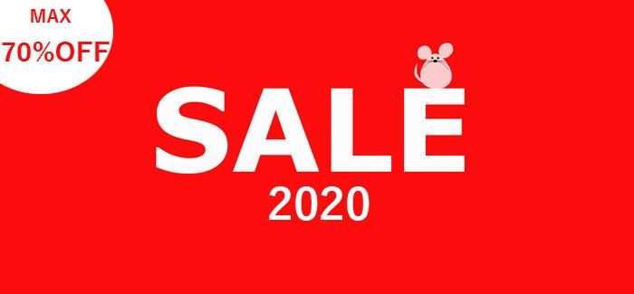 2020 セール